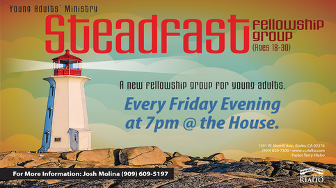 Young Adults Steadfast Fellowship Group