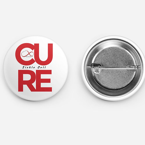 CURE Sickle Cell round pin/button