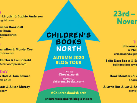 Children's Books North interview in their Autumn Tour