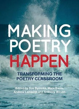 making-poetry-happen Bloomsbury, poet and educationalist Mandy Coe, creative risk-taking
