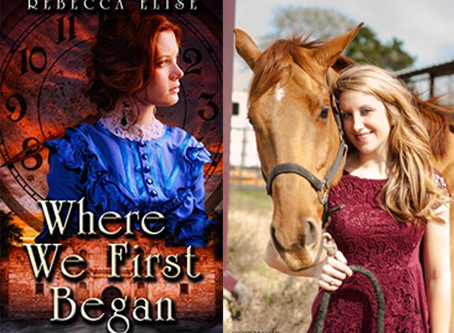 Author Interview with Rebecca Angus