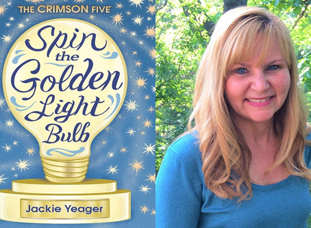 Author Interview: Jackie Yeager