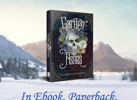 Garden of Ashes Release Day!