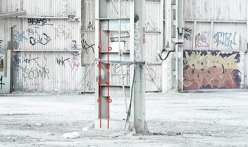Garderobe Loop Rope