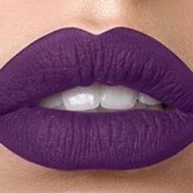 Lady Aubergine Liquid Lipstick