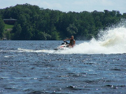 Water Sports -- Bring Your Toys