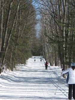 Birkebeiner and Local Ski Trails