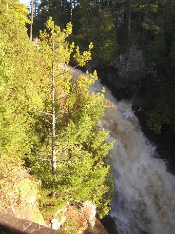 Big Manitou Falls, Pattison Park
