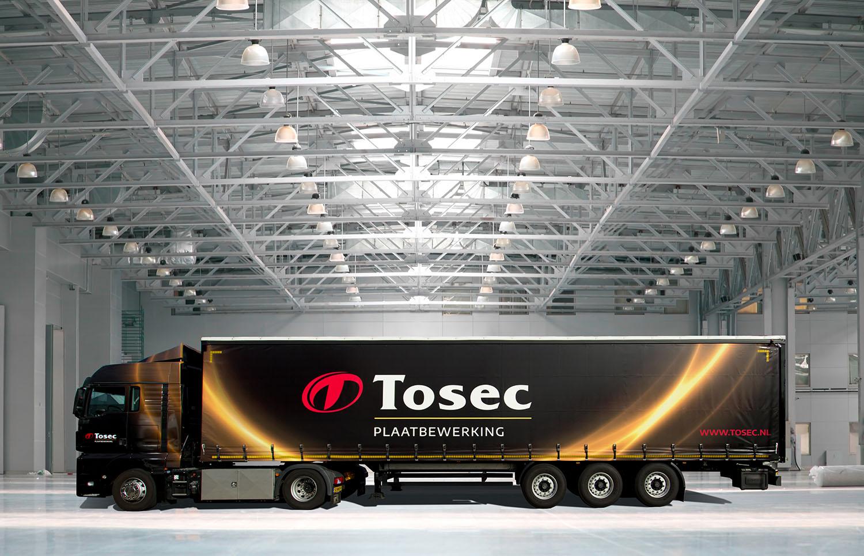 Tosec-truck