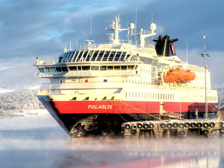 mv Polarlys