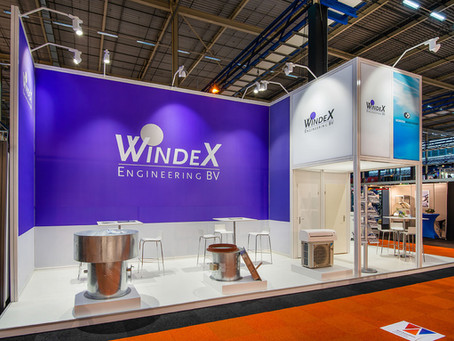 Dubbele stand op Maritime Industry 2019