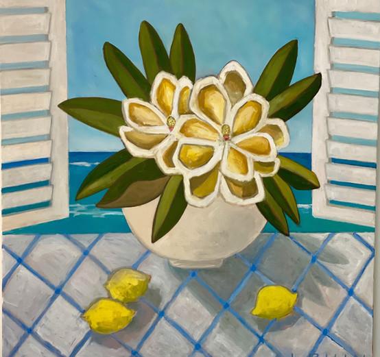 Magnolias and Lemons