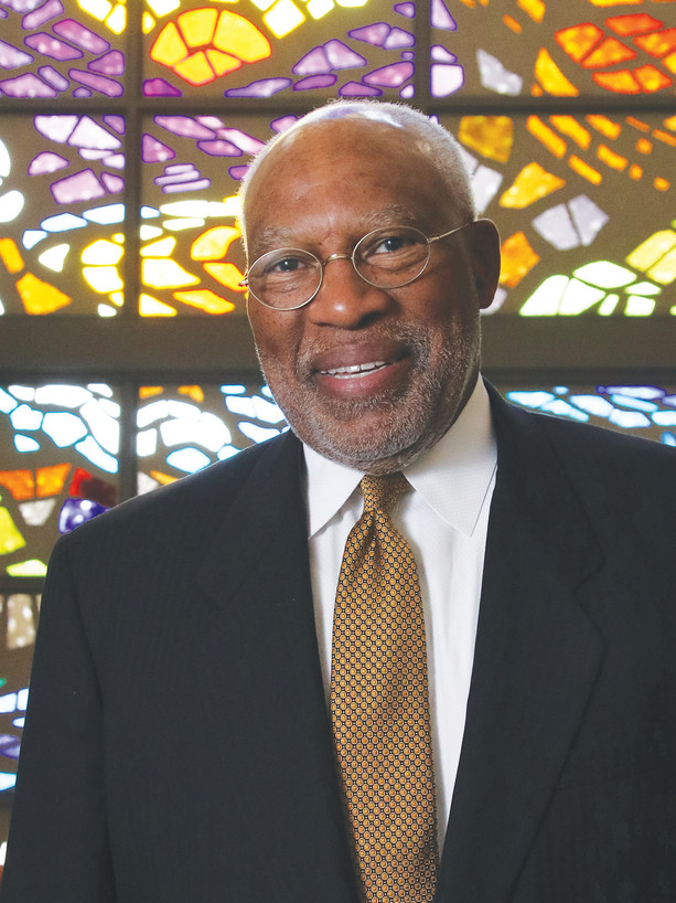 Rev. Dr. Clifford A. Jones, Sr.