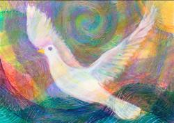 Triumphant Dove