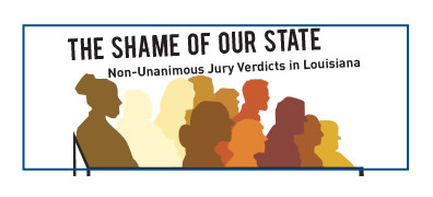 LOUISIANA NON-UNANIMOUS JURY VERDICTS