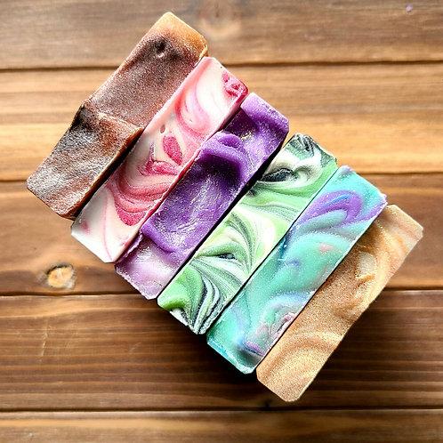 Spring Soap Sample Set