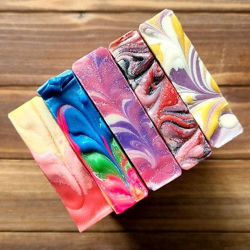 Summer Soap Sample Set