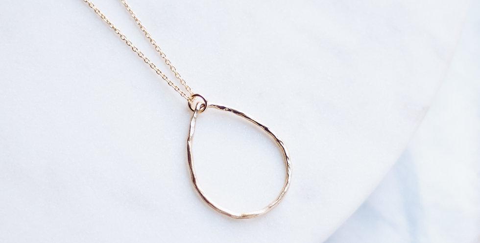 Spirited Dewdrop Necklace