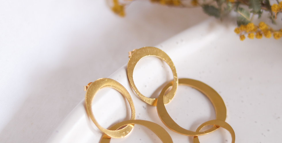 Grandiose Living Links Earrings