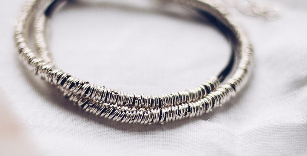 Newfound Double Loop Bracelet
