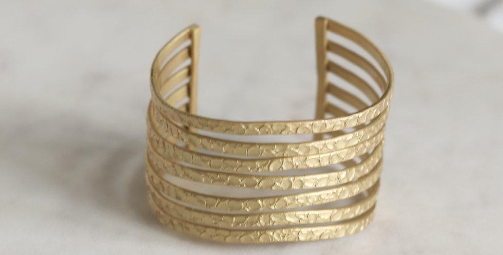 Fusion Panache Statement Cuff Bracelet