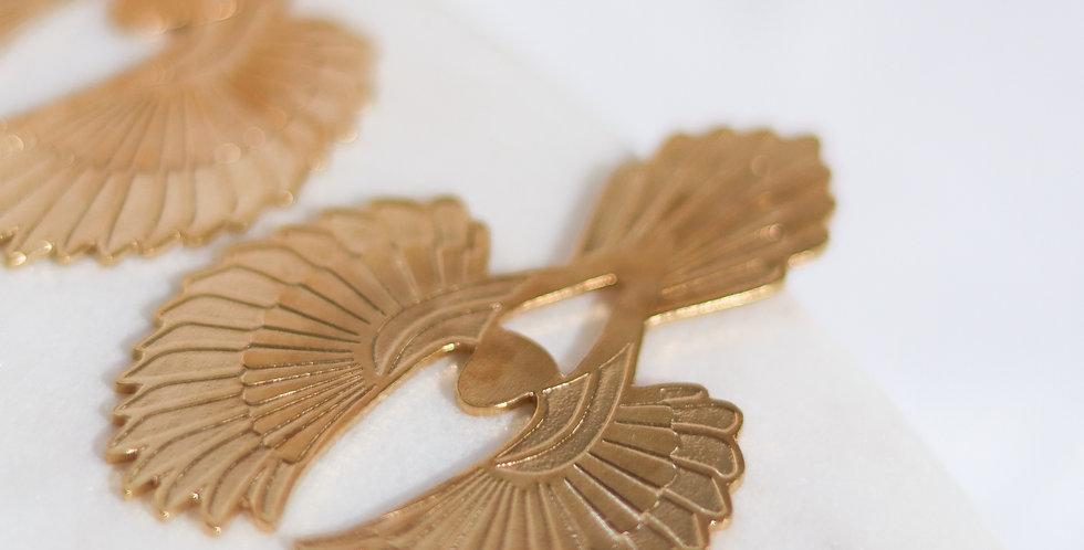 Grandiose Golden Phoenix