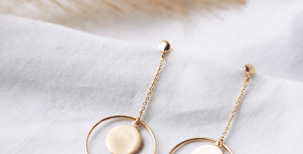 Spirited Flow Earrings
