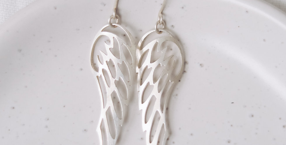Graceful Taking Flight Earrings