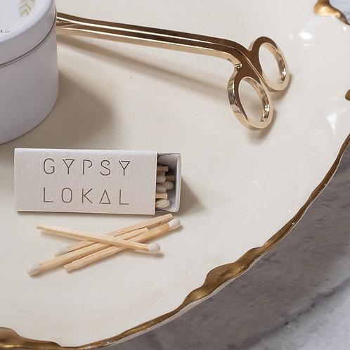 gypsy lokal - match sticks