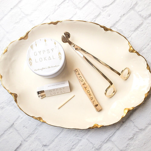 gypsy gift bundle - w/ rose gold trimmer