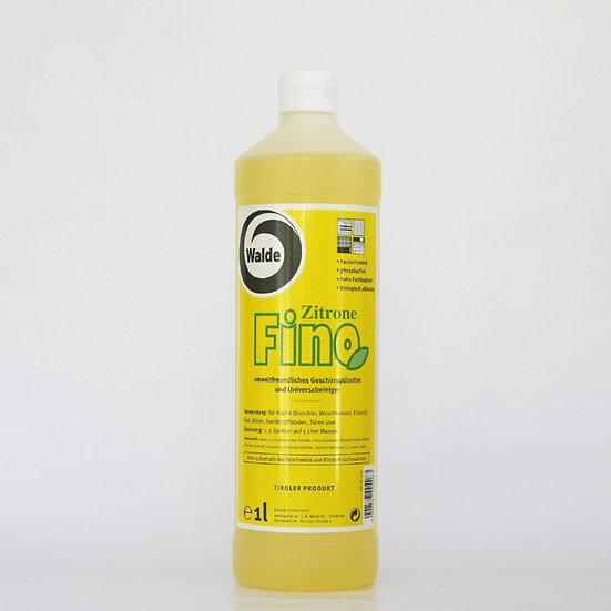 FINO Zitrone Geschirrspühlmittel 500ml / 1L od. 5L