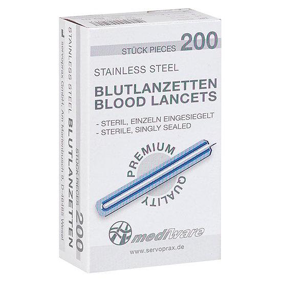 Blutlanzetten steril (200 Stk. od. 500 Stk. )