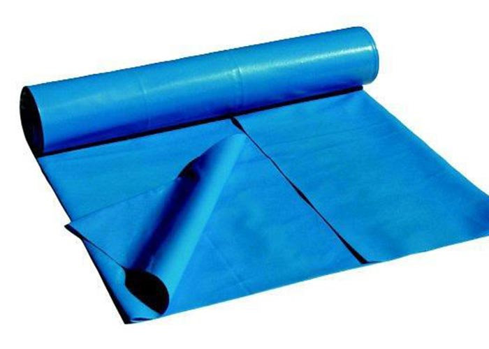 700 x 1100 mm Abfallsack (120L) blau