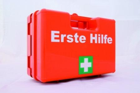 """Erste Hilfe Koffer """"SAN"""" (bis 20 Arbeitnehmer)"""