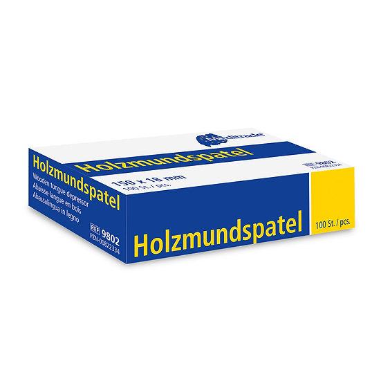 Holzmundspatel ( unsteril u. steril )