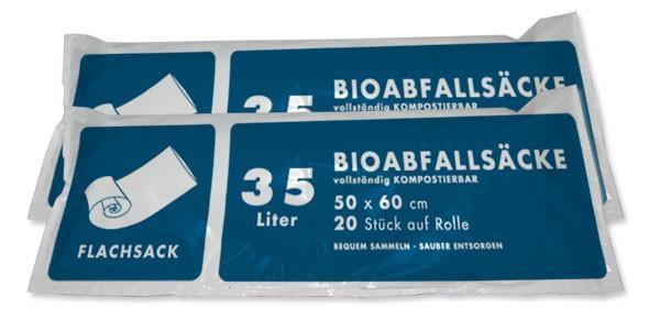 30-40L Biosack ( 2 Ro. á 20 Stk. )