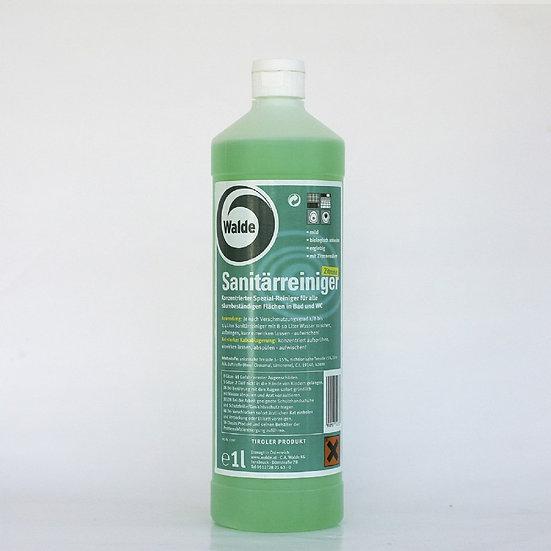 Sanitärreiniger mild (Konzentrat) 1L u. 10L
