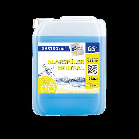 GASTROzid® Klarspüler neutral 10 L