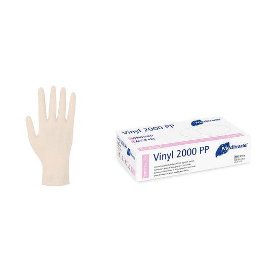 VINYL Handschuhe - im Lebensmittelbereich (gepudert od. puderfrei)