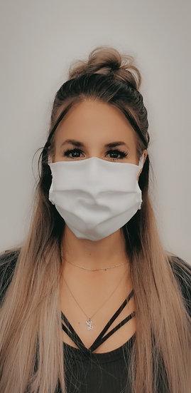 MNS - Maske aus med. Stoff - waschbar ( 5 Stk.)