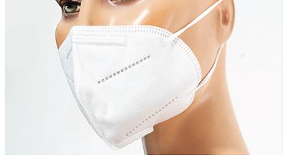 FFP2 Atemschutz - Maske ohne Ventil
