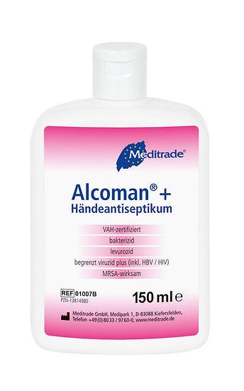 Alcoman+ - Händeantiseptikum ( div. Inhalte)