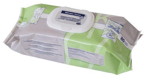 Paul Hartmann MIKROBAC Tissues Flowpack