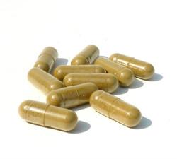 ยาสมุนไพรชนิดแคปซูล (Herbal Medicine)