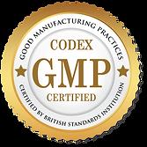 Krungteptipp is Codex GMP certified.