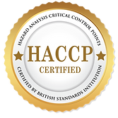 Krungteptipp is HACCP certified.