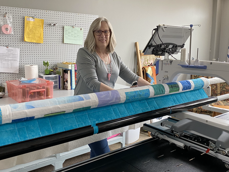 Downtown Business Relief Fund Grant Recipient: 906 Quilting Services