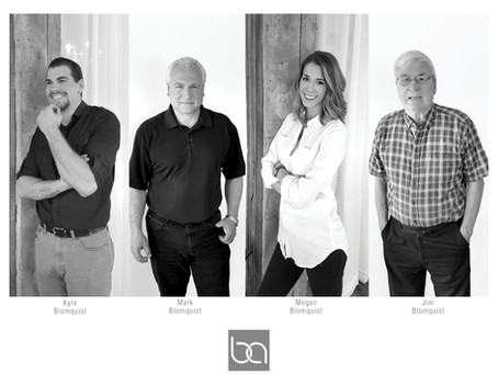 DOWNTOWN BUSINESS SPOTLIGHT: BLOMQUIST ARCHITECTS