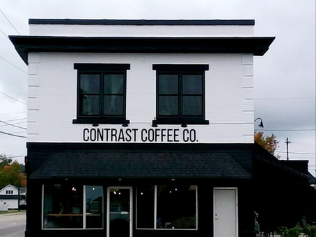 DOWNTOWN BUSINESS SPOTLIGHT: CONTRAST COFFEE