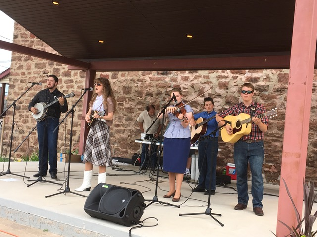 Johnson Family Bluegrass